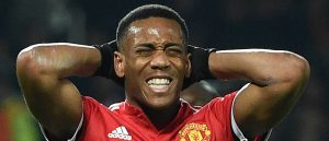 Anthony Martial muscle injury confirmed by manager
